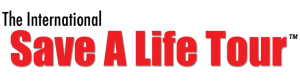Save A Life Tour - logo