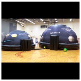 Our economical and standard domes